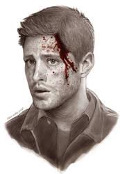 Dean Winchester by maichan-art