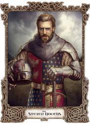 Sir Steven Rogers by maichan-art