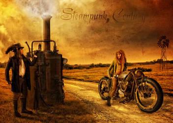 Steampunk Century by osju