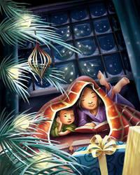 Tis the Season For Stories by Isynia-Artessa