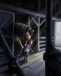 Olivia's Horse by Isynia-Artessa