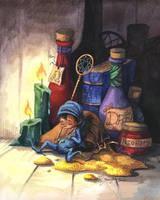 Dreamcatcher's Apprentice by Isynia-Artessa