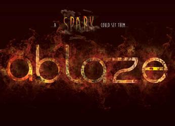 Ablaze by GoldMist