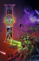 Ascension Team n' Pals by DamnTorren