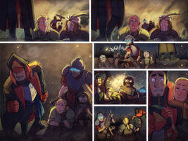 Eagle Ordinary 020 - In the Words of Saint Thor by DamnTorren