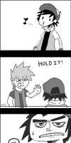 Comic Collab by Katta93