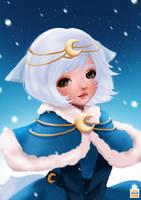 SECRET SANTA: Estelle by CeridwenArt