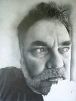 Armin Mersmann Portrait WIP 12 by Shouclak