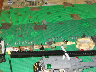Lego Vietnam War MOC Part 1.4 by Bigboymeal15