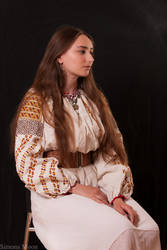 The blouse from Bucovina by simonamoonstock