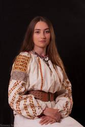 The blouse from Bucovina 2 by simonamoonstock