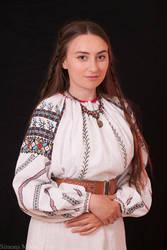 The blouse from Bucovina 3 by simonamoonstock