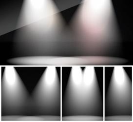 FREE Spotlight Backdrops by mrwooo