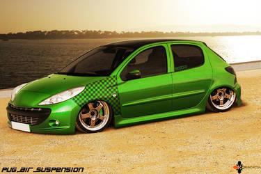The Green Hornet by MrNexXx