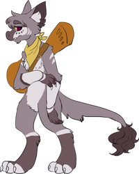 Ol Boi (grown duster concept) by 1Apple-Fox1