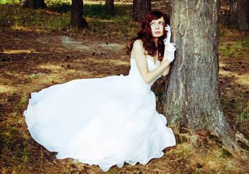 like a princess by Ksenia-Zaring