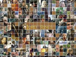 Lord of the Rings by Jadan