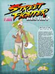 STREET FIGHTER DESTINY: LUA by Chadwick-J-Coleman
