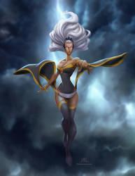 Storm - v01 by Chadwick-J-Coleman