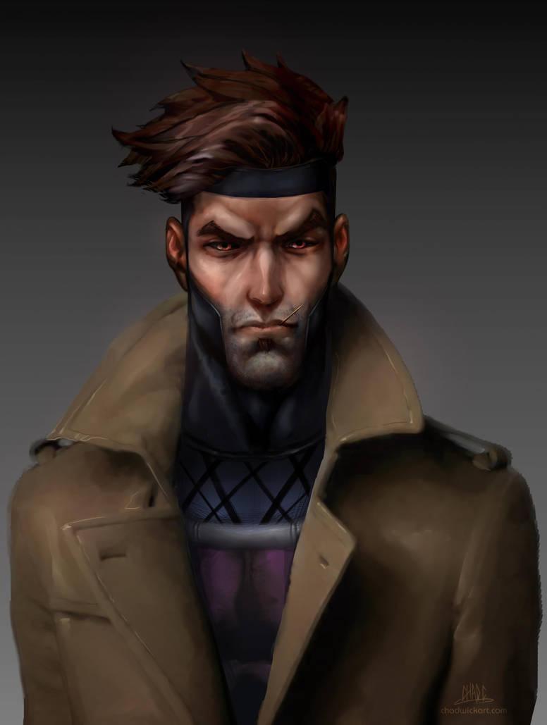 Gambit - v02 by Chadwick-J-Coleman