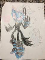Infilil (sisters drawing) by Funmonkey64