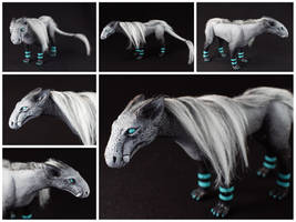grey beast by Neronai