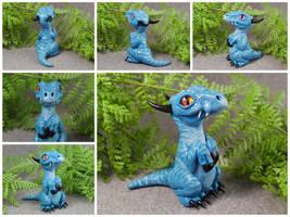 Cute Baby Dragon by Neronai