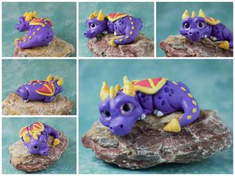 Baby Spyro Giveaway! by Neronai
