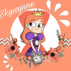 Skywynne the Queen of Hours by EtheriatheKnight500