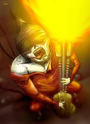 The Coma Doof - Warrior by Pablo-RiquelmeRivera