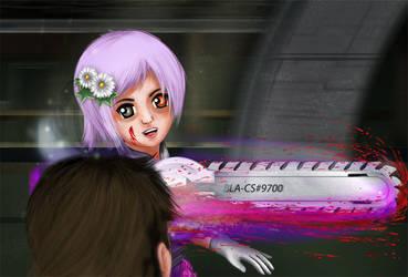 Tekken - Alisa by daroe