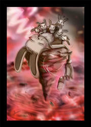 Pink Nightmares by daroe