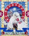 Winter with Sesshomaru sama by Bijou95