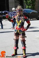 Warrior Rikku by Binny-Bin