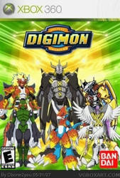 -digimon-digital-monsters Xbox 360 cover by joeytaviani