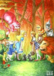 Alice of Oz by cristianleo