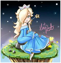 Princess Rosie by LemiaCrescent