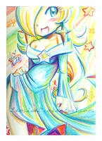 Rainbow Rosie by LemiaCrescent