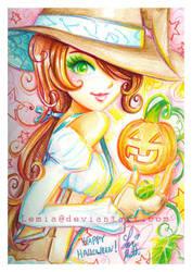 Happy Halloween 2011 by LemiaCrescent