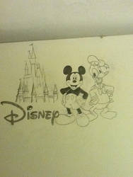 Disney (work in progress) by PeteDomoney