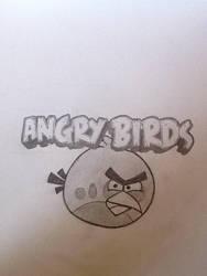 Angry Birds (work in progress) by PeteDomoney