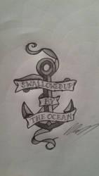 Billy Talent Tattoo Design by PeteDomoney