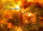 Card - Merry Christmas by kuschelirmel