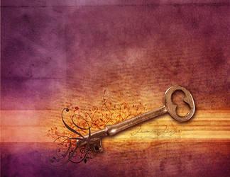 The Key by kuschelirmel