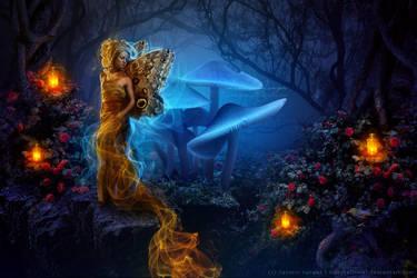 In the Land of Magic by kuschelirmel