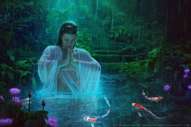 Water Magic by kuschelirmel