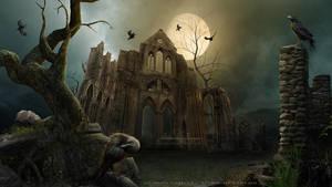 Abbey by kuschelirmel