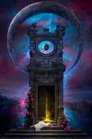 Cosmic Gate by kuschelirmel
