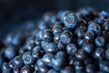 Blueberry Booty by kuschelirmel