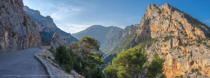 Gorges du Verdon by kuschelirmel